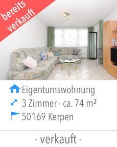 eigentumswohnung in kerpen br ggen verkauft nauroth immobilien ihr immobilienmakler. Black Bedroom Furniture Sets. Home Design Ideas