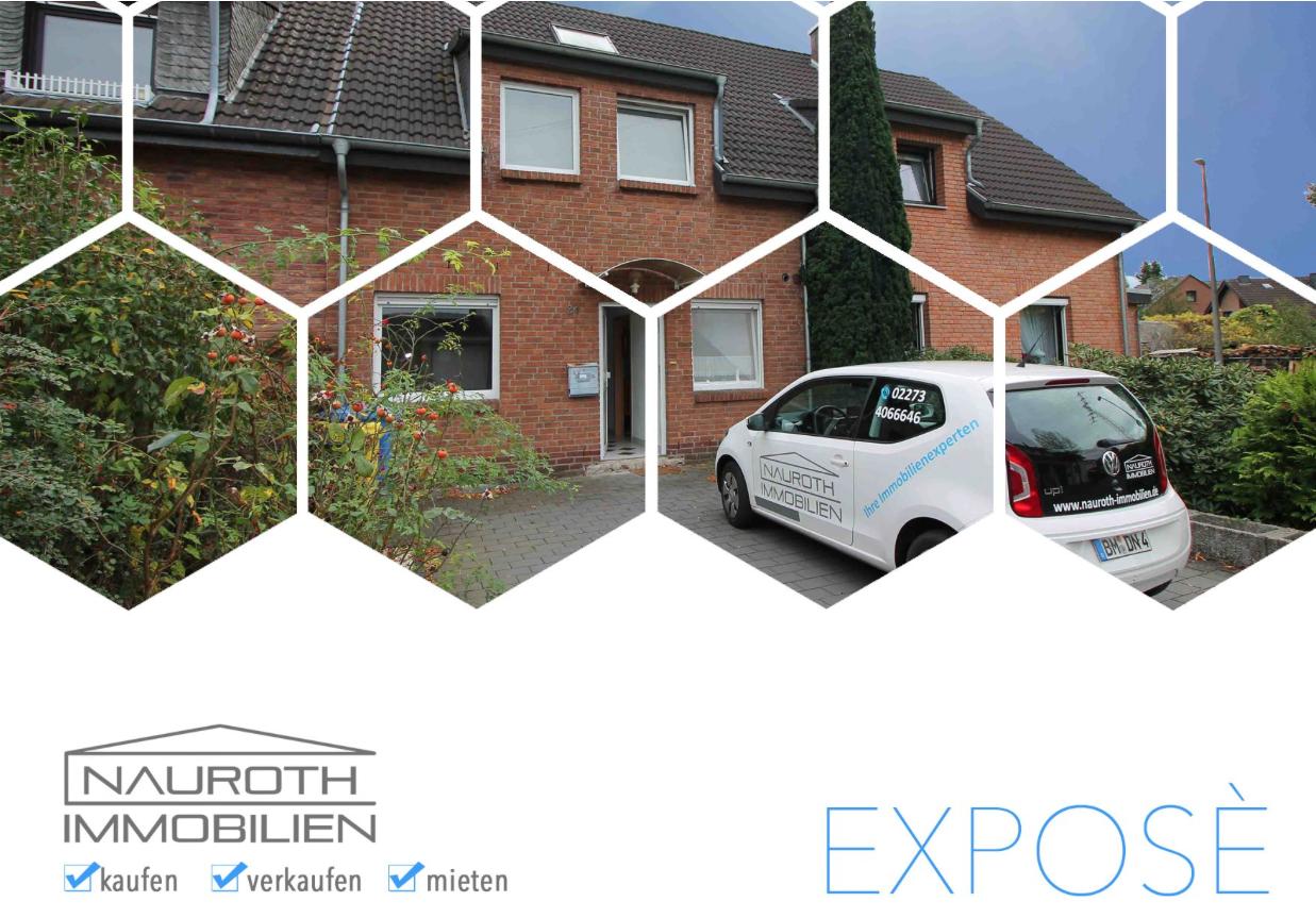 Immobilie Wesseling Haus kaufen Bergheim kaufen